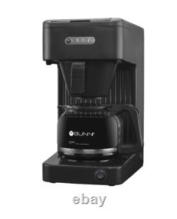 BUNN CSB1B Select Speed Brew Coffee Maker Black Home Goods Kitchen Appliances