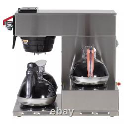 BUNN CWTF15 12 Cup Automatic Commercial USE Coffee Maker with 3 Warmers