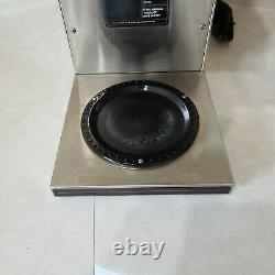 BUNN CWTF15 (1LWR) 3 Burner Automatic Brewer Hot Faucet Commercial 120VAC