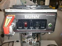 BUNN CW Series Automatic Commercial Airpot Coffee Brewer Maker CWTF-APS