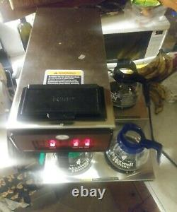 BUNN Commercial Coffee Maker with 3 Warmers free shipping