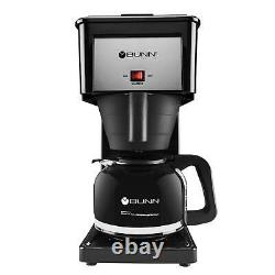 BUNN GRB Velocity Brew 10-Cup Home Coffee Brewer, Exclusive and Luxury Design