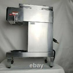 BUNN-O-MATIC 12 Cup Coffee Maker Commercial 3 Warmer Pressure or Pour Over