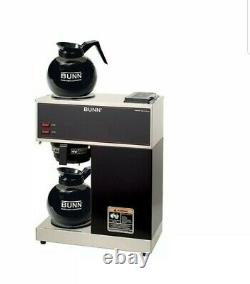 BUNN Pour-O-Matic VPR 12 Coffee Brewer New in Box