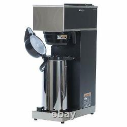 BUNN VPR-APS, Airpot System, Pourover Commercial Airpot Coffee Maker with 2.2L Air