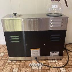 BUNN VPS 12-Cup Pourover Commercial Coffee Brewer Maker with 3 Warmers & 3 Pots