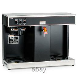 Bunn 07400.0005 Coffee Brewer Automatic Low Profile 2 Warmers