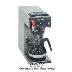 Bunn 12950.0293 CWTF15-1 Automatic 3.8 Gallons Per Hour Coffee Brewer