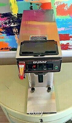 Bunn 23001.0006 CWTF15-APS Automatic Airpot Coffee Brewer with Hot Water Faucet