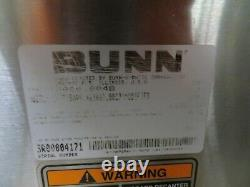 Bunn 23001.0017 Single Airpot Coffee Maker System Automatic with Faucet