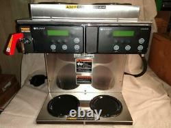 Bunn Axiom Twin Commercial Coffee Maker / Lightly Used / Restaurant /Coffee Shop