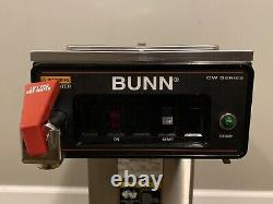 Bunn CWTF15-APS Automatic Coffee Brewer Maker Commercial 120v + pot
