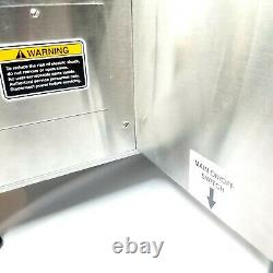 Bunn Coffee Maker Commercial Dual TF DBC 34600.0000 Brew Wise Smart Funnel