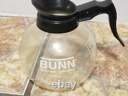 Bunn Commercial VLPF Coffee Brewer/with 2 Warmers, Water Hose, and 1 Pot