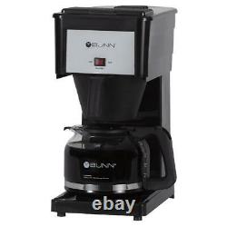 Bunn Grb Speed Brew Classic Coffee Maker, 10 Cup, Stainless Steel Hot Water Tank