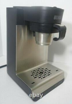 Bunn MY CAFE 1 Cup Coffee Maker Single Serve MCU- ALL 4 Drawers Attachments