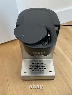 Bunn My Cafe 1 Cup Coffee Espresso Maker Model MCU With 3 Drawers Attachments
