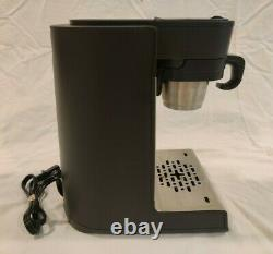Bunn My Cafe 1 Cup Coffee Espresso Maker Model MCU With 4 Drawers Attachments