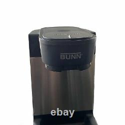Bunn My Cafe MCU Single Cup Coffee Maker Includes ALL 4 Drawers Tested Working