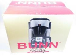 Bunn NHS Brewer Pour-O-Matic Drip-Free Coffee Maker (New in Box)