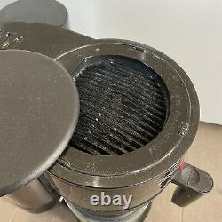 Bunn Pour O Matic Tim Horton's Coffee Maker Machine Black Stainless Tested