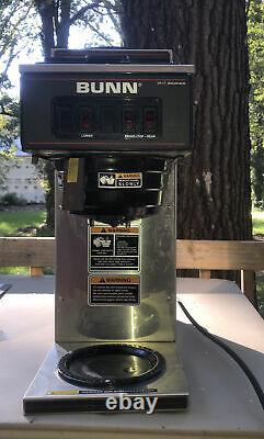 Bunn VP17-3 Pourover Coffee Brewer Works Well Gently Used