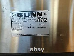 Bunn VPR 12 Cup Commercial Coffee Maker Brewer with 2 Warmers Machine Pour over