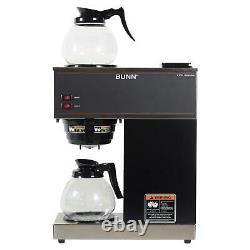 Bunn VPR 12 Cup Commercial Coffee Maker Pour Over Brewer Warmer Machine Pourover