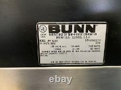 Bunn VPR Black Commercial 12-Cup Pour Over Coffee Maker Works Great Nice