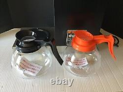 Bunn VPR Series 33200 Commercial Coffee Maker With 2 Brand New Bunn Carafes