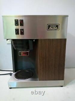 Bunn VPR pourover coffee maker 12-cup brewer commercial DP02