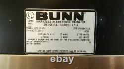 Bunn VPS Coffee Maker Used tested & Working Great Coffee Pot