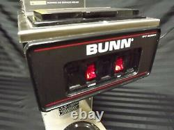 Bunn VP-17 Series Coffee Brewer & Warmer Commercial Pourover Coffee Maker Used