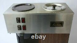 Bunn-o-matic Vpr Pour Over Commercial Coffee Maker