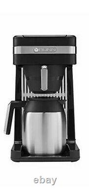 Coffee Maker Speed Brew 10-Cup Platinum Small Kitchen Appliances Home Black