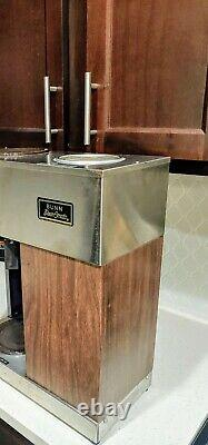 Commercial Coffee Machine Bunn Coffee Maker Pour Water Model Works Great