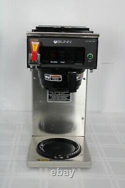 Ding & Dent Bunn 12950.0293 CWTF15-1 Automatic 3.8 Gallons/Hour Coffee Brewer