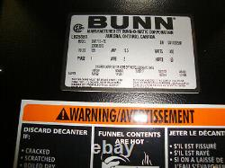 Lot of 17 BUNN CWTF15-APS TS CDBCF15-APS Commercial Coffee Makers