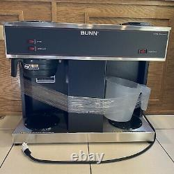 New BUNN 04275.0031 VPS 12-Cup Pourover Commercial Coffee Brewer 3 Warmers
