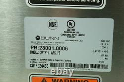 SEE NOTES BUNN CWTF15-APS Commercial Airpot Coffee Brewer Digital Timer Pourover